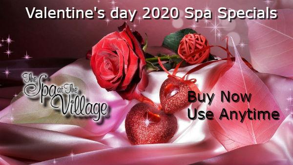 Valentine's Day Spa Specials 2020 Spa At The Village
