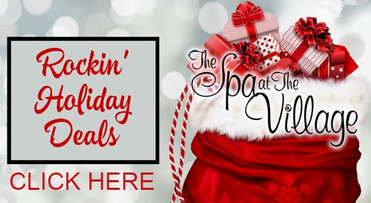 Spa At the Village Rockin Holiday Spa Deals